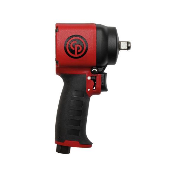Chave de impacto pneumática 1/2″ compacta