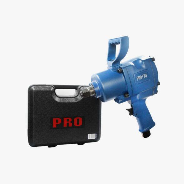 Chave de Impacto Pneumática 3/4 Pol. 176kgfm-LDR2-Pro-170